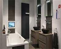 Troffelvloer In Badkamer : Troffelvloer badkamer